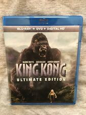 King Kong (Ultimate Edition Blu-ray + Dvd) - Peter Jackson, Jack Black