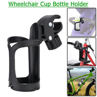 Beverage Cup Holder Universal For Wheelchair Walker Rollator Bike Stroller
