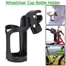 Beverage Cup Holder Universal For Wheelchair Walker Rollator Bike Stroller