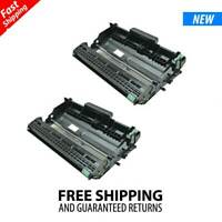 2Pk DR420 Drum for Brother TN450 TN420 HL2240 2242D 2270DW MFC7360N Printer