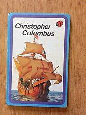 "Vintage Ladybird Book ""Christopher Columbus"" History Series 561 (Hardback, 1961)"