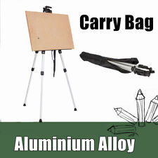 Silver Color Aluminium Alloy Adjust Tripod Painting Easel Drawing Stand