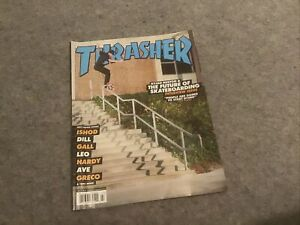 Thrasher Skateboard magazine - July 2013 - Issue 396