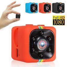 SQ11 FHD 1080P Mini DV Oculta Cámara Espía Vídeo Grabadora IR Nocturna Visión