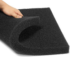 Biochemical Filter Foam Pond Filtration Fish Tank Aquarium Sponge Pads Black au