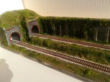 Diorama ferroviario SCALA H0
