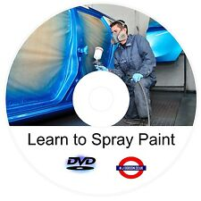 SPRAY PAINT YOUR CAR TUTORIAL STEP BY STEP BODY WORK REPAIR✅LEARN HOW TO