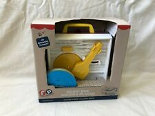 Fisher Price Toys Music Box Record Player Brand New