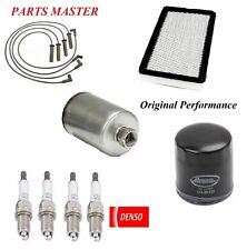 Tune Up Kit Filters Spark Plugs Wire For CHEVROLET S10 L4 2.2L 1994-1995