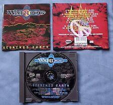 CD von   Wardog – Scorched Earth