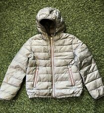 Moncler Youth Puffer Jacket Gray