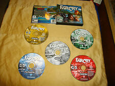 Far Cry Jewel Case 2008 (PC, 2008)