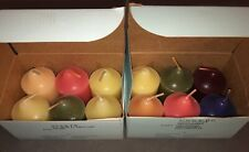 PartyLite ~ Mixed Lot of 12 Scented Votive Candles