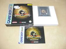 Mortal Kombat 4 Game Boy Color Spiel komplett mit OVP und Anleitung