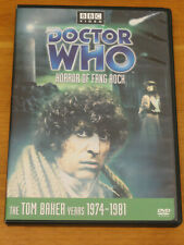 Doctor Who Horror Of Fang Rock Story No. 92 Dvd 2005 Tom Baker R1