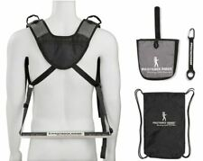 Piggyback Rider SCOUT (3pc) Toddler Child Carrier Safety Harness & 3 Accessories