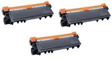3 Toner Compatibili Brother TN2320 MFC-L2700DW MFC-L2740DW MFC-L2720DW