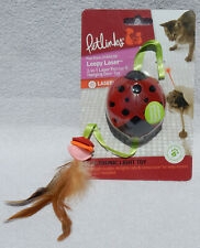 Petlinks Cat Toy 2-in-1 Laser Pointer and Hanging Door Toy