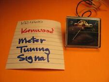 Kenwood Meter Tuning Signal Kr-4600 Stereo Receiver-9