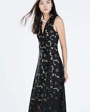 Zara V-Neck Mini Dresses for Women