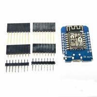 D1 Mini NodeMcu 4M bytes Lua WIFI Development Board ESP8266 Compatiable to WeMos