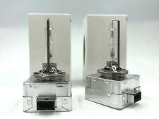 2x NEW! ORIGINAL OEM! 13-18 GMC Acadia Xenon D3S BULBS HID LIGHT LAMP SET PAIR!