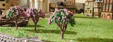 20 rosa blühende Bäume, 45 mm hoch, N Z