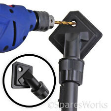 POWER DRILL Dust inosservato TUBO FISSAGGIO ugello per VAX ASPIRAPOLVERE HOOVER 12mm