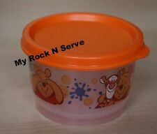 Tupperware Winnie The Pooh And Friends 4 oz Snack Cup  New