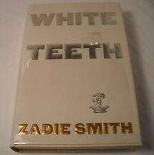 White Teeth by Zadie Smith - SIGNED 1st Edition (B98)