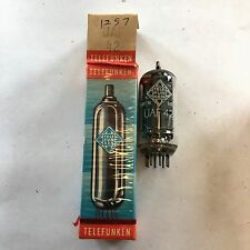 VINTAGE TV/RADIO TELEFUNKEN ELECTRON TUBE UAF 42  / NEW OLD STOCK UNTESTED