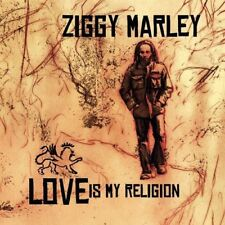 ZIGGY MARLEY-LOVE IS MY RELIGION-JAPAN CD E78