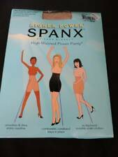 SPANX HIGH POWER PANTY~SIZE C ~BARE~HIGH WAISTED PANTY