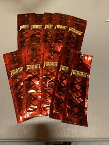 Jwoww Lot Of 10 Mad Hot Tingle Bronzer Packs RARE