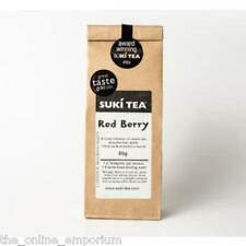 80g SUKI RED BERRY LOOSE LEAF FRUIT TEA - IDEAL HOT OR AS ICED TEA IN SUMMER