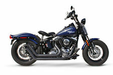 Samson Motorcycle Exhaust Legend Series Sidewinders  2011-2017 Softail S3-966B