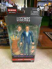 Marvel Legends NIP 2021 BAF Armadillo Spider-Man No Way Home J. JONAH JAMESON