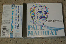 Rare Paul Mauriat Japan CD - Sound Tracks (with OBI)