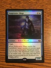FOIL SNAPCASTER MAGE Modern Masters 2017 Magic MTG MINT CARD