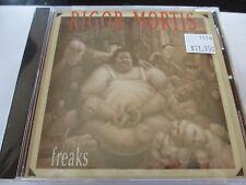 RIGOR MORTIS - Freaks CD 2006 Re-Issue Rigor Mortis Records New/Sealed