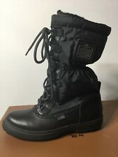 Coach Sage Nylon Boots Size 5.5