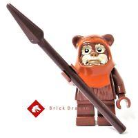 Lego Star Wars - Wicket Ewok minifigure from set 75238
