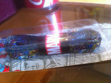 Marvel Super Hero Shoe Laces I Pair Loot Crate Comics Rare 48 Inches