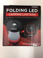 USA Hybeam Mini Pop Lamp Folding Weather Proof LED Camping Lantern 3 LED Modes