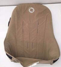 Bugaboo Cameleon Stroller Fleece Fabric Toddler Seat Liner Tan Sand Cover Frog