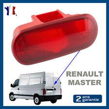 3 éme Feu Stop Additionnel Arriere pour RENAULT MASTER 2 = 7700352940