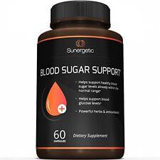 Suplemento De Control De Azúcar En La Sangre - Pastillas Para Nivel De Glucosa
