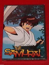 The Samurai Vol. 1 (DVD, 2003) Anime Region 1 ADV Films Japanese Ninja BRAND NEW