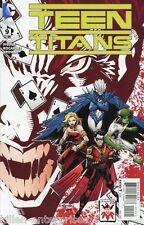 Teen Titans #9 The Joker Variant Comic Book 2015 - DC