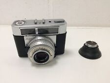 Carl Zeiss Ikon Contessa 35mm Film Camera With Tessar 50mm F2.8 Lens - Parts